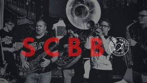 Soda City Brass Band at Steel Hands Brewing