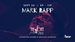 Mark Rapp SC Jazz