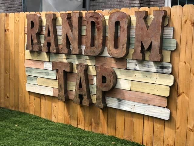 random tap
