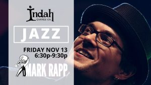 Mark Rapp at Indah