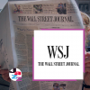 Mark Rapp in Wall Street Journal