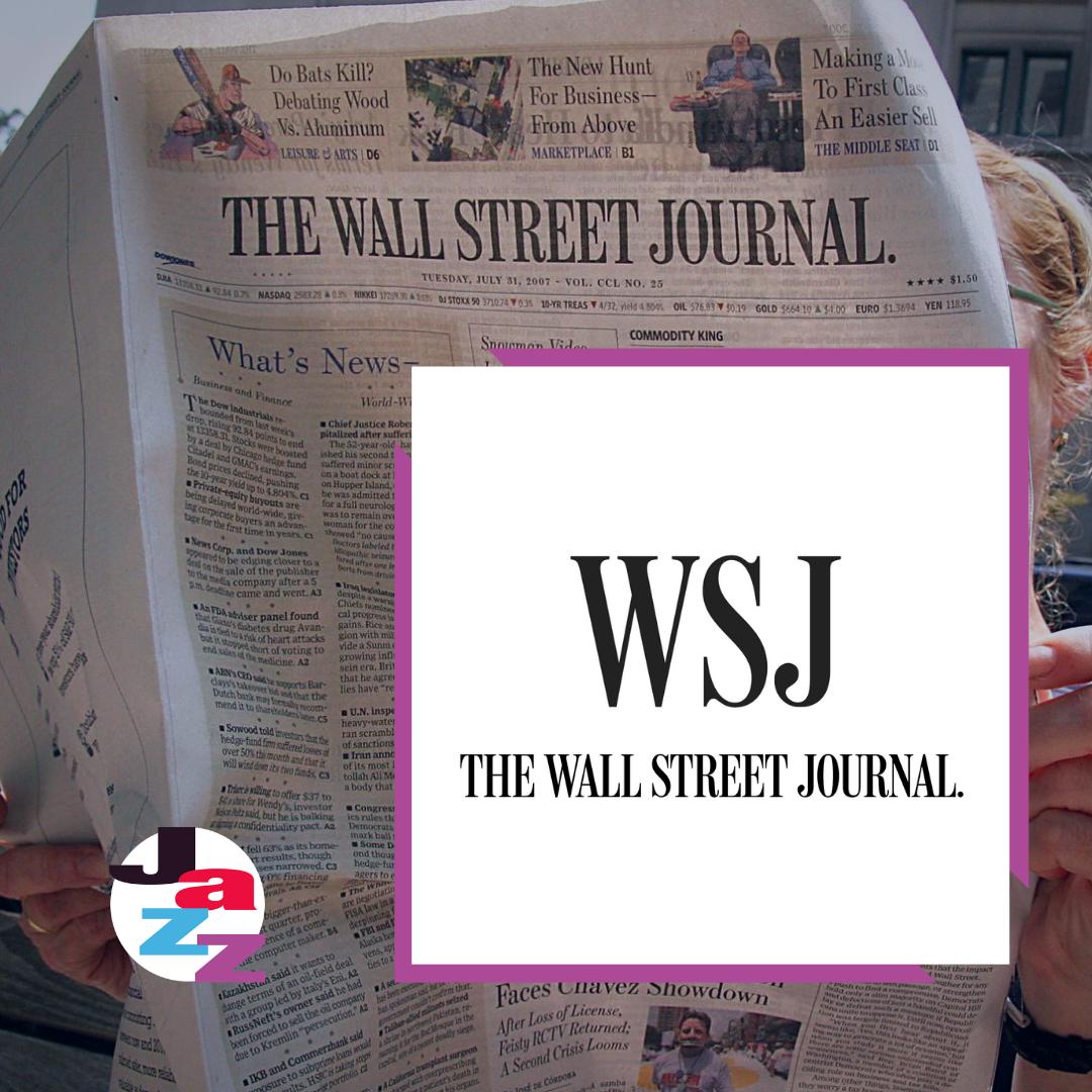 Mark Rapp in Wall Street Journal