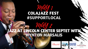 ColaJazz Fest May 1 & May 2