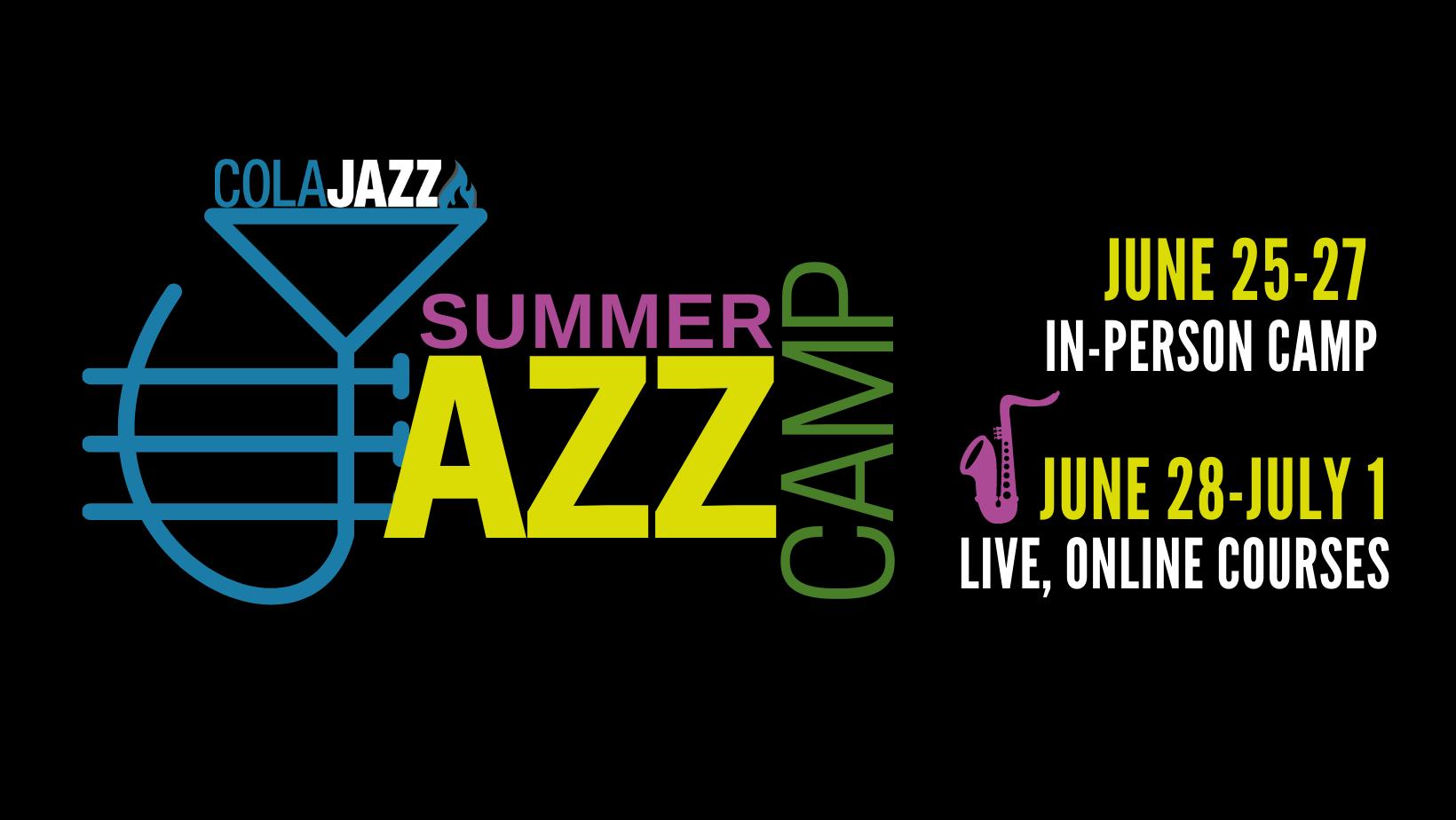 SC Summer Jazz Camp