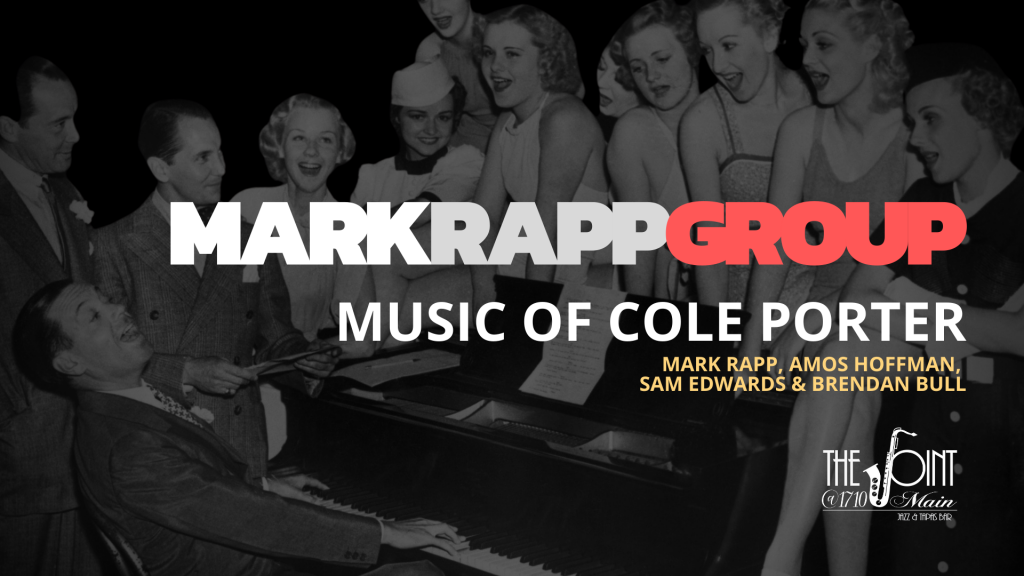 Mark Rapp The Joint Music of Cole Porter