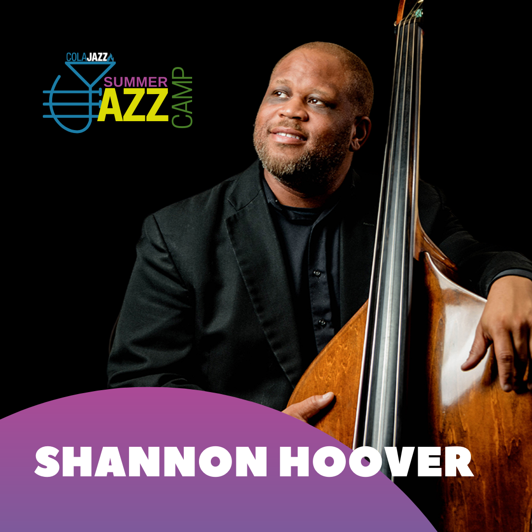 MELODIES, FORMS, AND SOLO IDEAS FOR THE BASSIST   SHANNON HOOVER